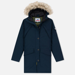 Женская куртка парка Penfield Hoosac Hooded Down Mountain Navy фото- 0
