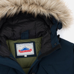 Женская куртка парка Penfield Hoosac Hooded Down Mountain Navy фото- 1