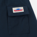Женская куртка парка Penfield Hoosac Hooded Down Mountain Navy фото- 4