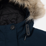 Женская куртка парка Penfield Hoosac Hooded Down Mountain Navy фото- 5