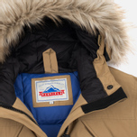 Женская куртка парка Penfield Hoosac Hooded Down Mountain Tan фото- 1