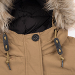 Женская куртка парка Penfield Hoosac Hooded Down Mountain Tan фото- 5