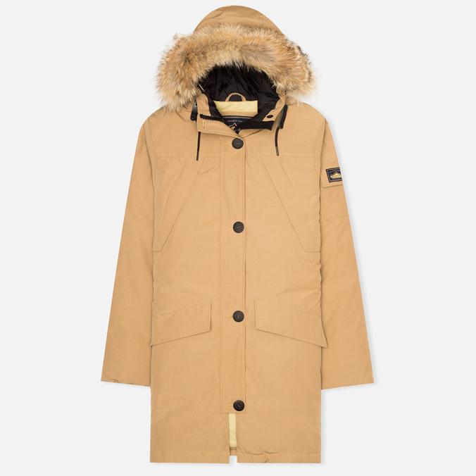 Женская куртка парка Penfield Hoosac Tan