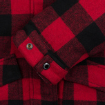 Женская куртка парка Penfield Kingman Buffalo Plaid Red/Black фото- 3