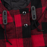 Женская куртка парка Penfield Kingman Buffalo Plaid Red/Black фото- 4