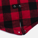 Женская куртка парка Penfield Kingman Buffalo Plaid Red/Black фото- 5