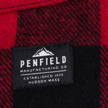 Женская куртка парка Penfield Kingman Buffalo Plaid Red/Black фото- 6