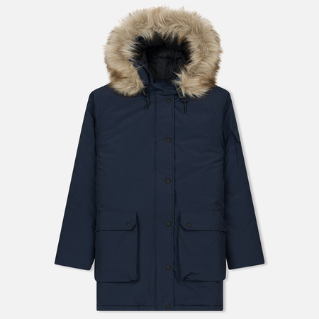 Женская куртка парка Penfield Lexington Hooded Insulated Mountain Navy