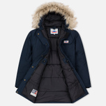 Женская куртка парка Penfield Lexington Hooded Mountain Navy фото- 2