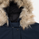 Женская куртка парка Penfield Lexington Hooded Mountain Navy фото- 5