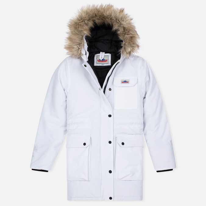 Женская куртка парка Penfield Lexington Hooded Mountain White