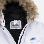 Женская куртка парка Penfield Lexington Hooded Mountain White фото- 1