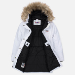 Женская куртка парка Penfield Lexington Hooded Mountain White фото- 2