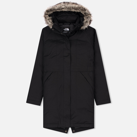 Женская куртка парка The North Face Arctic TNF Black