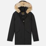 Женская куртка парка Woolrich Arctic Black фото- 0