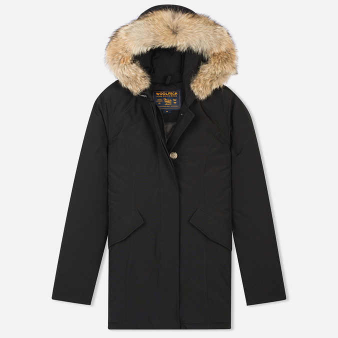 Женская куртка парка Woolrich Arctic Black