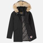 Женская куртка парка Woolrich Arctic Black фото- 1