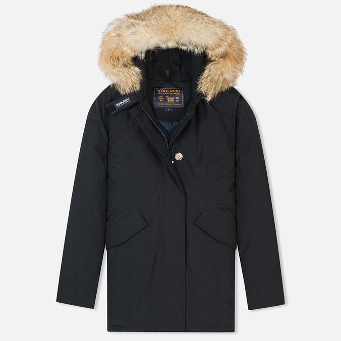 Женская куртка парка Woolrich Arctic Dark Navy