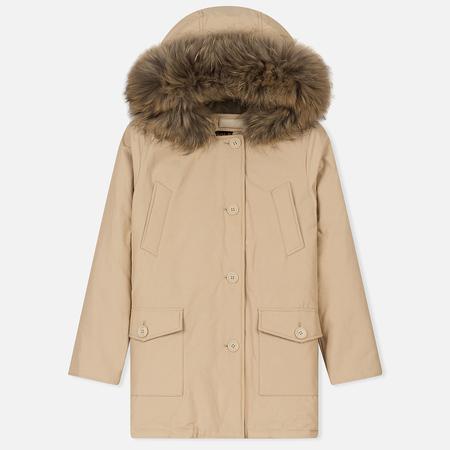 Женская куртка парка Woolrich Arctic DF Regular Fit Beige
