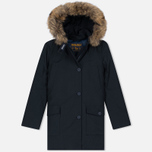 Женская куртка парка Woolrich Arctic DF Dark Navy фото- 0