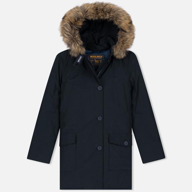 Женская куртка парка Woolrich Arctic DF Dark Navy