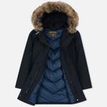 Женская куртка парка Woolrich Arctic DF Dark Navy фото- 2
