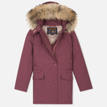Женская куртка парка Woolrich Arctic DF Dark Royal фото- 0