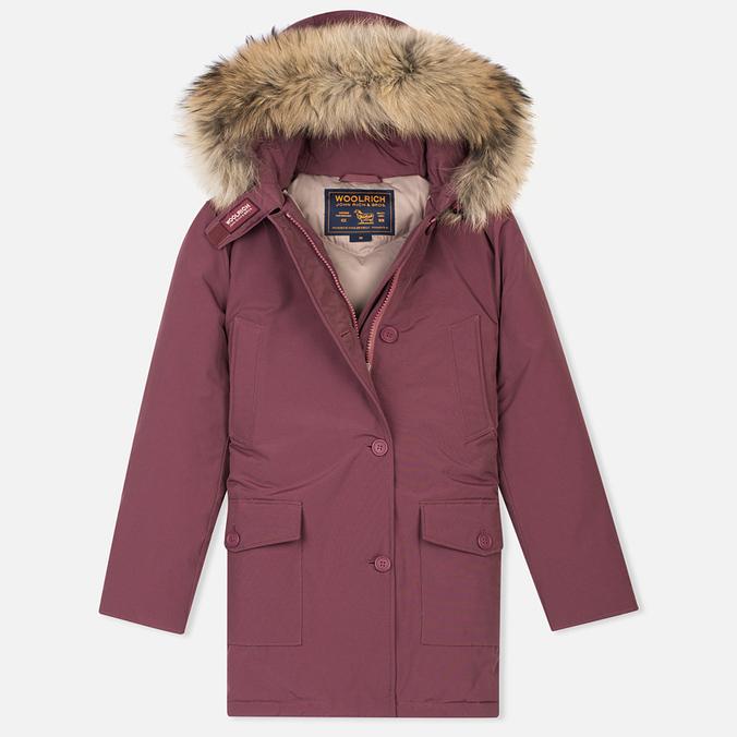 Женская куртка парка Woolrich Arctic DF Dark Royal