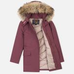 Женская куртка парка Woolrich Arctic DF Dark Royal фото- 1