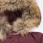 Женская куртка парка Woolrich Arctic DF Dark Royal фото- 3