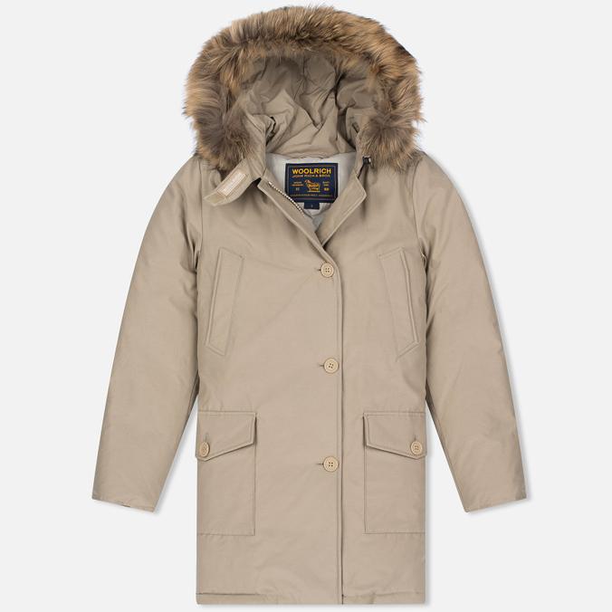 Женская куртка парка Woolrich Arctic DF New Arctic Down