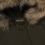 Женская куртка парка Woolrich Arctic DF Regular Fit Dark Green фото- 2