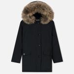 Женская куртка парка Woolrich Arctic DF Regular Fit Dark Navy фото- 0