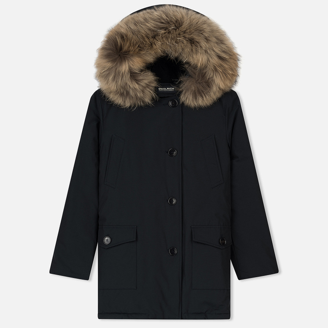 Женская куртка парка Woolrich Arctic DF Regular Fit Dark Navy