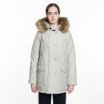 Женская куртка парка Woolrich Arctic DF Regular Fit Dark Green фото- 5