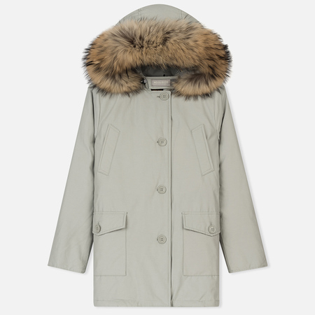 Женская куртка парка Woolrich Arctic DF Regular Fit Drifter Grey