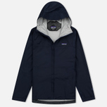 Женская куртка Patagonia Torrentshell Navy Blue фото- 0