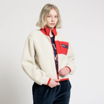 Женская куртка Tommy Jeans Flag Bomber Expedition 6.0 Sherpa фото- 8