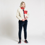 Женская куртка Tommy Jeans Flag Bomber Expedition 6.0 Sherpa фото- 10