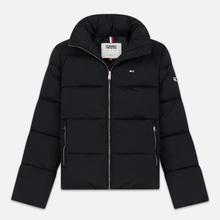 Женская куртка Tommy Jeans Modern Puffer Black фото- 0