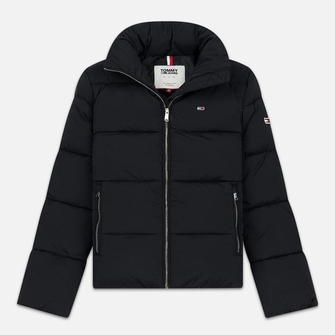 Женская куртка Tommy Jeans Modern Puffer Black