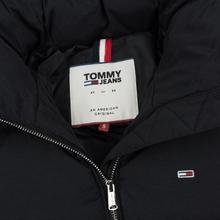 Женская куртка Tommy Jeans Modern Puffer Black фото- 1