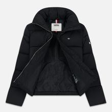 Женская куртка Tommy Jeans Modern Puffer Black фото- 2