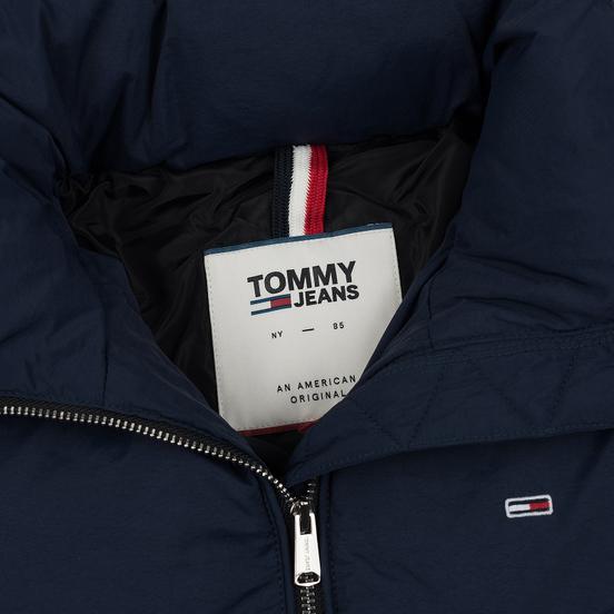 Женская куртка Tommy Jeans Modern Puffer Black Iris