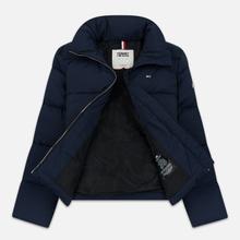 Женская куртка Tommy Jeans Modern Puffer Black Iris фото- 2