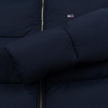 Женская куртка Tommy Jeans Modern Puffer Black Iris фото- 3