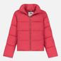 Женская куртка Tommy Jeans Modern Puffer Claret Red фото - 0