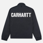 Женская куртка ветровка Carhartt WIP W' Shore Black фото- 5