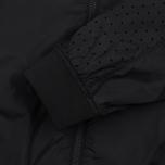 Женская куртка ветровка Evisu Print Pleated Black фото- 3