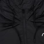 Женская куртка ветровка Evisu Print Pleated Black фото- 5